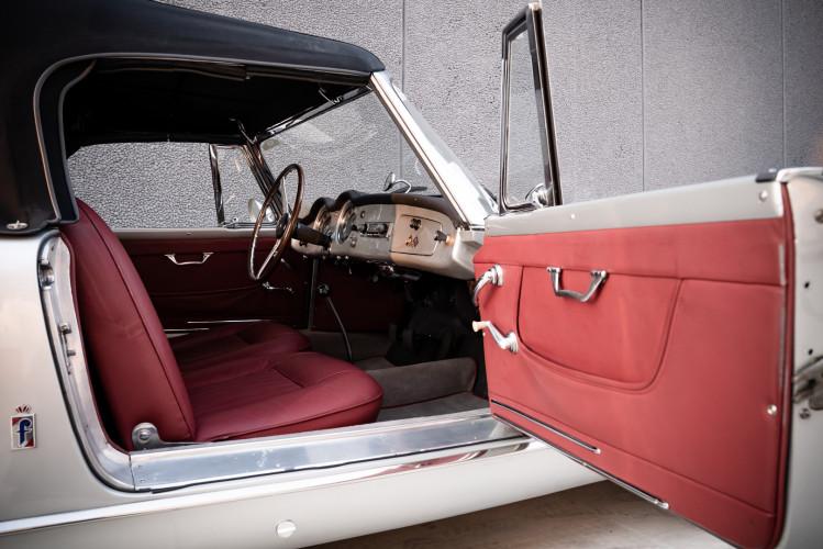 1958 Lancia Aurelia B24 Convertible 24