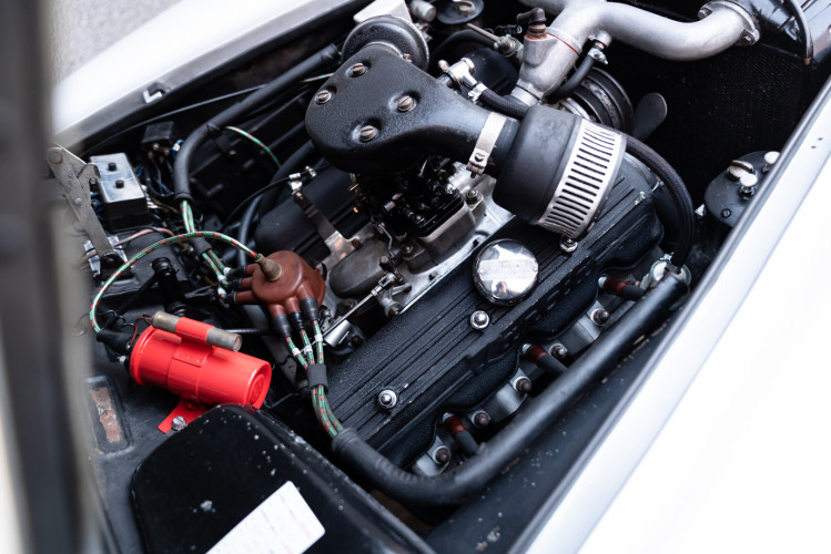 1958 Lancia Aurelia B24 Convertible 16