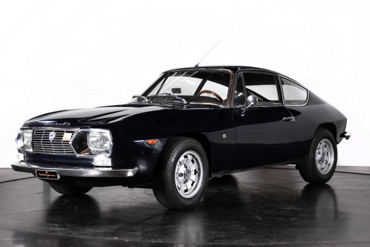 1971 Lancia Fulvia Sport Zagato 2