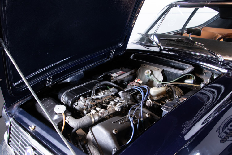 1971 Lancia Fulvia Sport Zagato 45