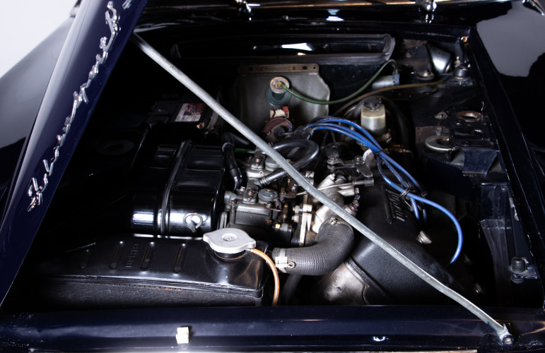 1971 Lancia Fulvia Sport Zagato 47