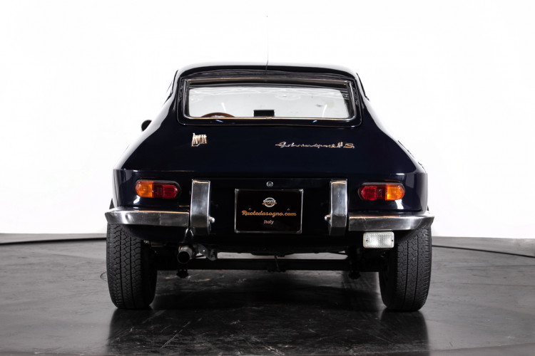 1971 Lancia Fulvia Sport Zagato 5