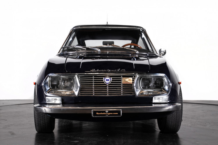 1971 Lancia Fulvia Sport Zagato 0