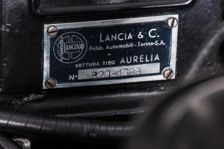 1952 Lancia Aurelia B20 II° Serie 21