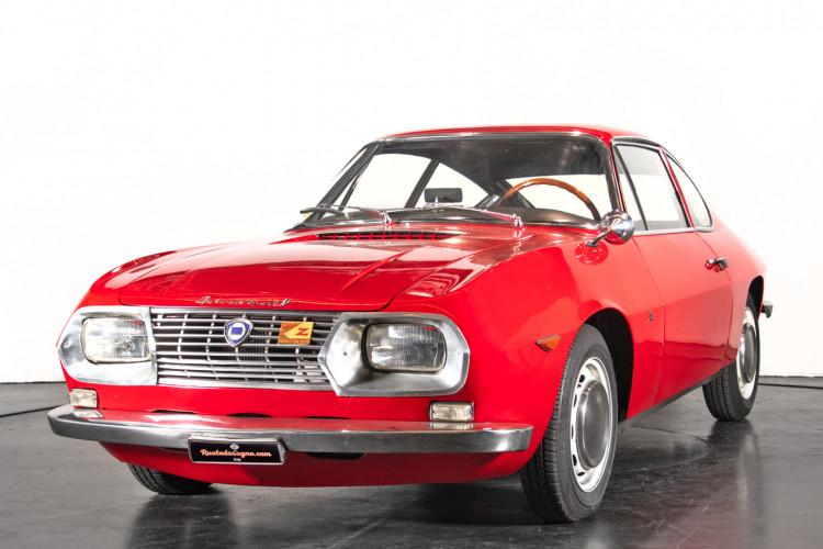 1968 Lancia Fulvia sport Zagato 0
