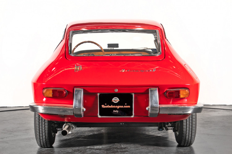 1968 Lancia Fulvia sport Zagato 5
