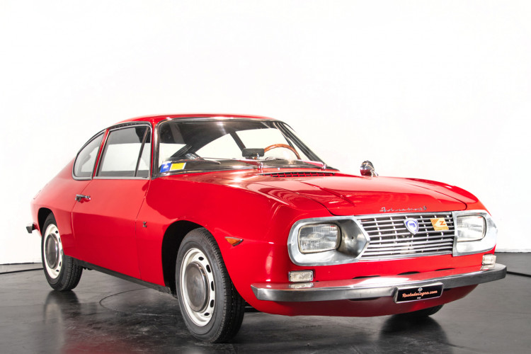1968 Lancia Fulvia sport Zagato 2