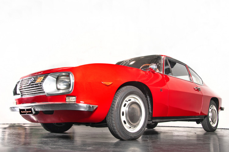 1968 Lancia Fulvia sport Zagato 13
