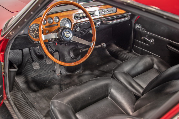 1968 Lancia Fulvia sport Zagato 16