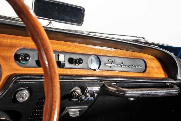 1968 Lancia Fulvia sport Zagato 22