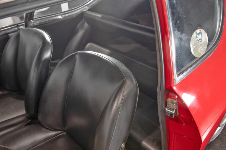 1968 Lancia Fulvia sport Zagato 24