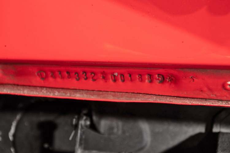 1968 Lancia Fulvia sport Zagato 30
