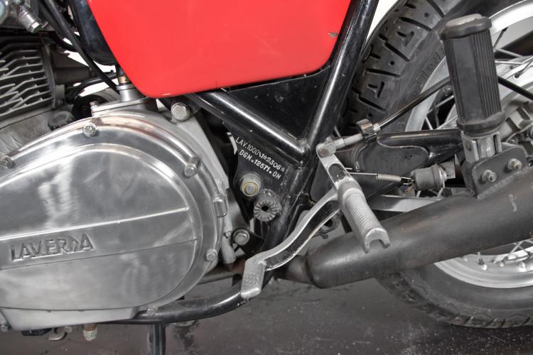 1975 Laverda 1000 SF 10