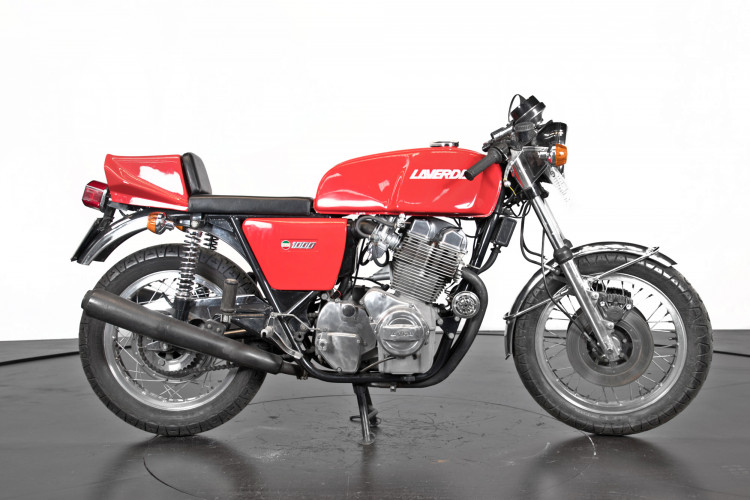 1975 Laverda 1000 SF 2