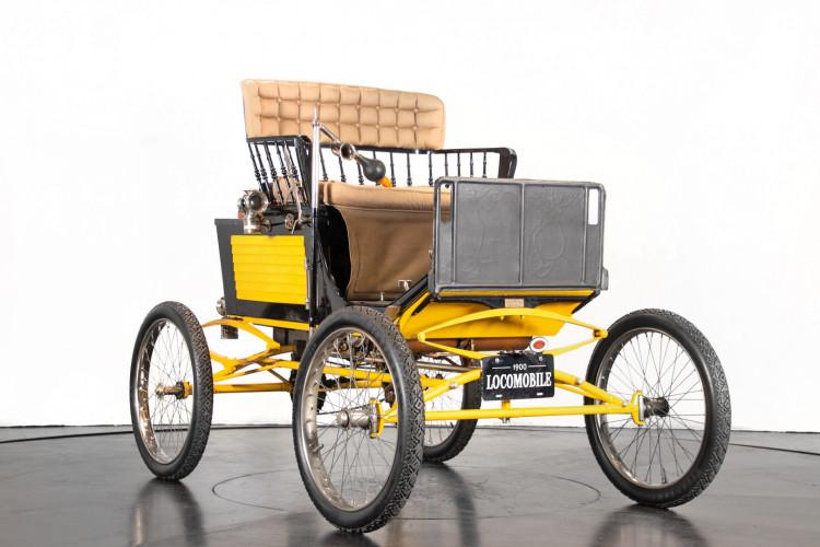 1900 Locomobile Runabout 2