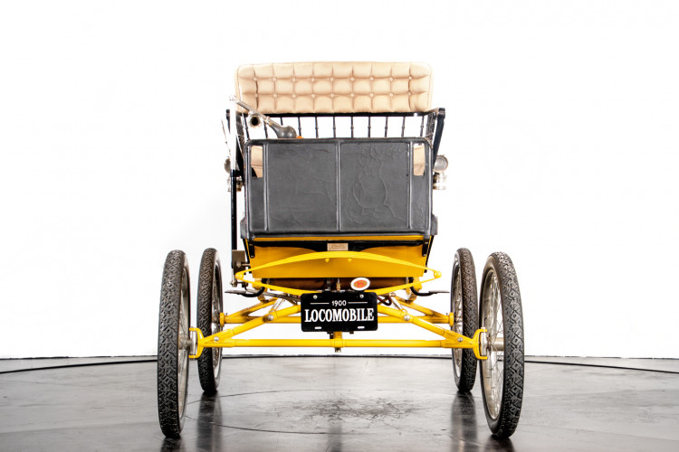 1900 Locomobile Runabout 1