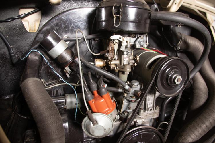 1970 Volkswagen Maggiolino 31