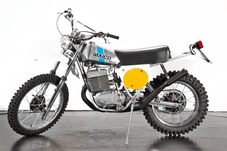 1976 Maico GS 501 0