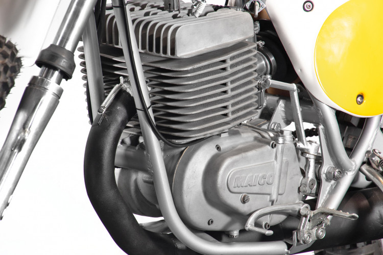 1976 Maico GS 501 11