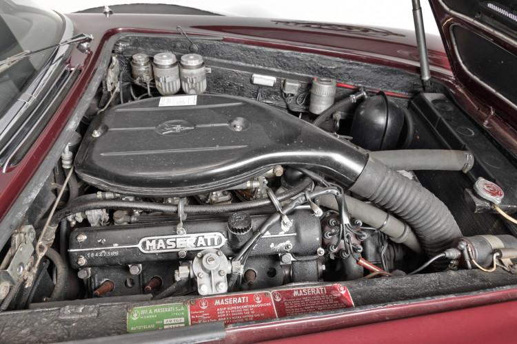 1967 Maserati Quattroporte 31