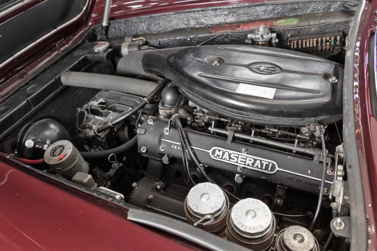 1967 Maserati Quattroporte 32