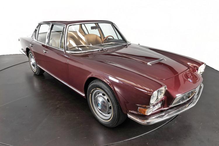 1967 Maserati Quattroporte 13