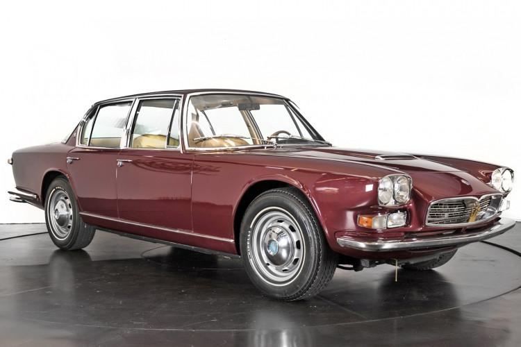 1967 Maserati Quattroporte 2