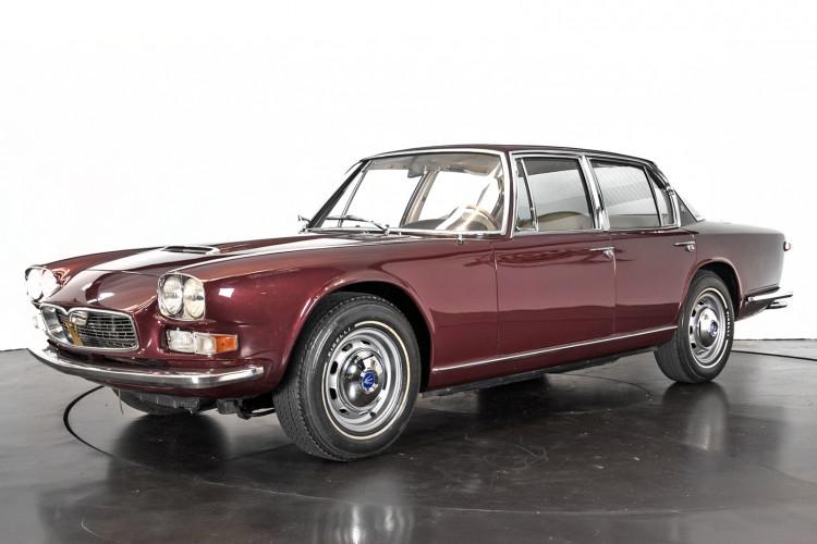 1967 Maserati Quattroporte 0
