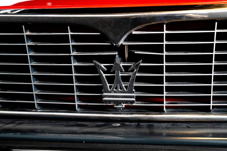 1985 Maserati Biturbo Spyder 13