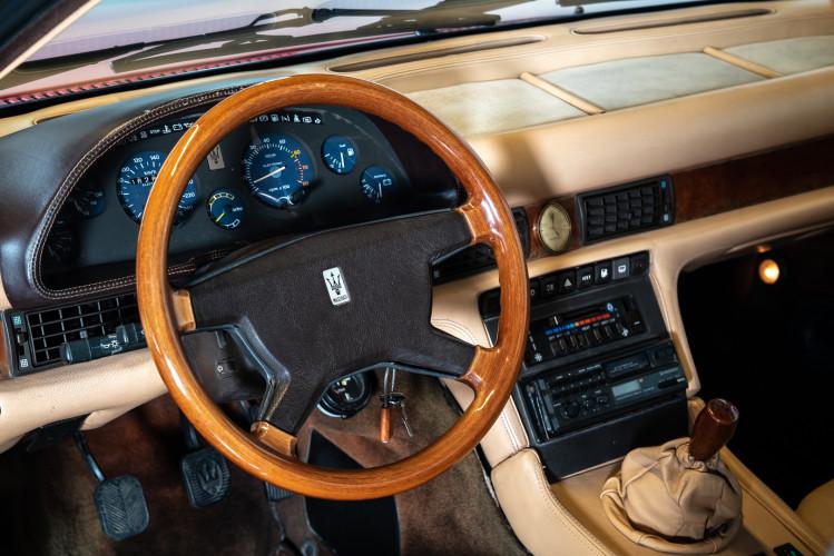 1985 Maserati Biturbo Spyder 15