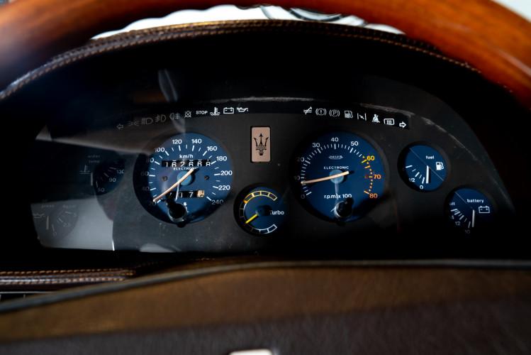 1985 Maserati Biturbo Spyder 19