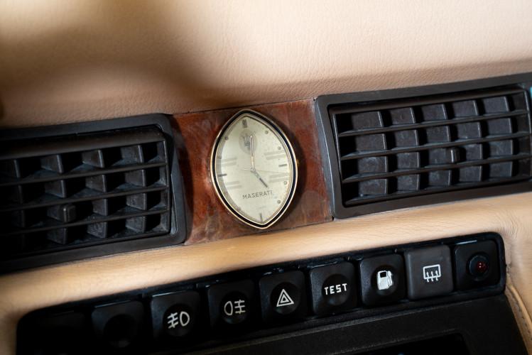 1985 Maserati Biturbo Spyder 20