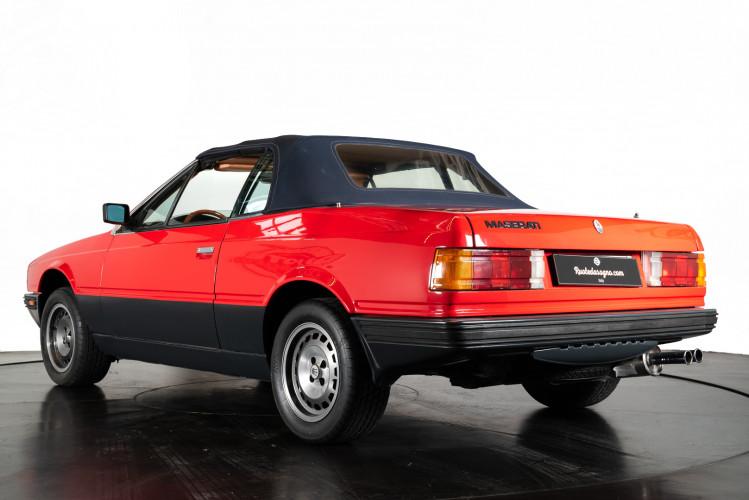 1985 Maserati Biturbo Spyder 2