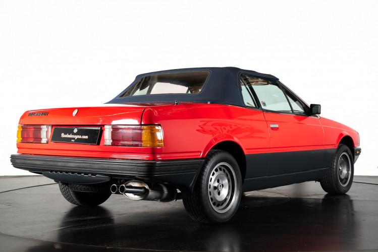 1985 Maserati Biturbo Spyder 4