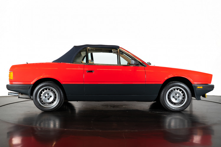 1985 Maserati Biturbo Spyder 5