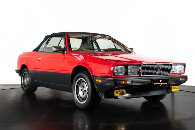 1985 Maserati Biturbo Spyder 8