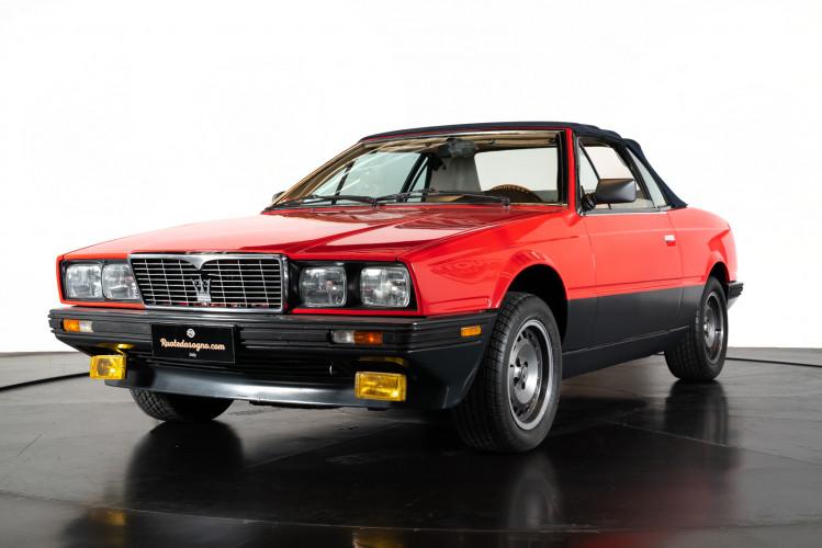 1985 Maserati Biturbo Spyder 0