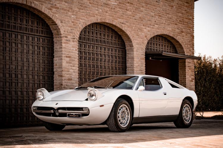 1973 Maserati Merak 0