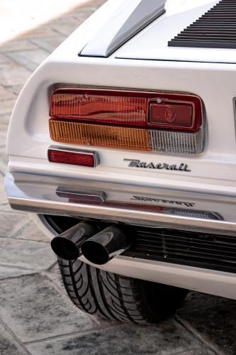 1973 Maserati Merak 32