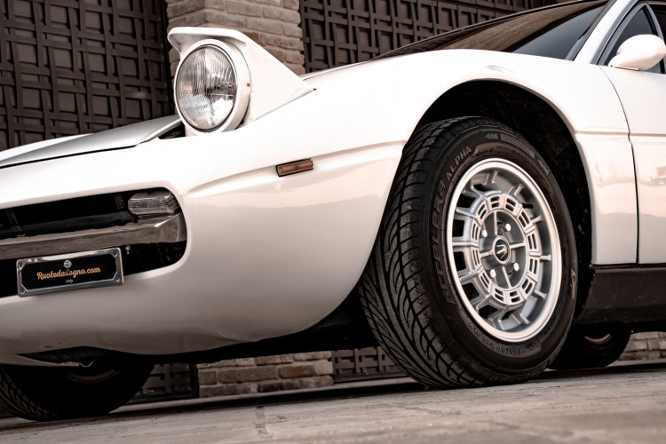 1973 Maserati Merak 39