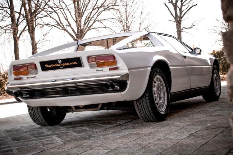 1973 Maserati Merak 6