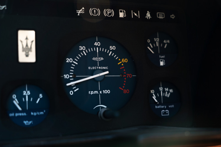 1984 Maserati Biturbo 2000 23