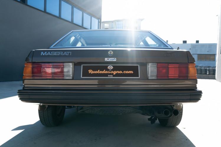 1984 Maserati Biturbo 2000 6