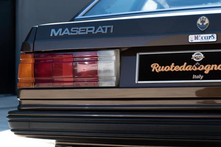 1984 Maserati Biturbo 2000 7