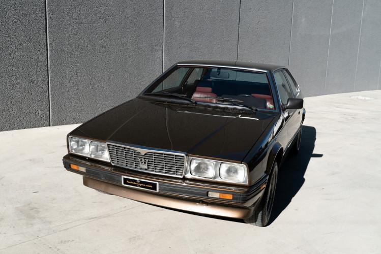 1984 Maserati Biturbo 2000 9