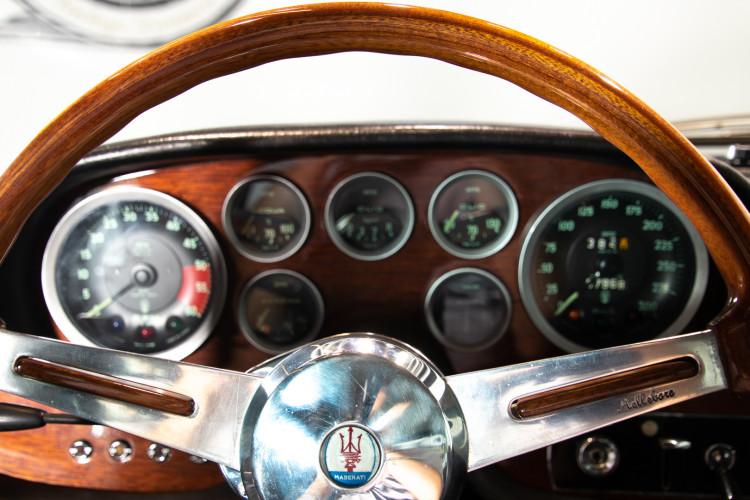 1967 Maserati Quattroporte 15