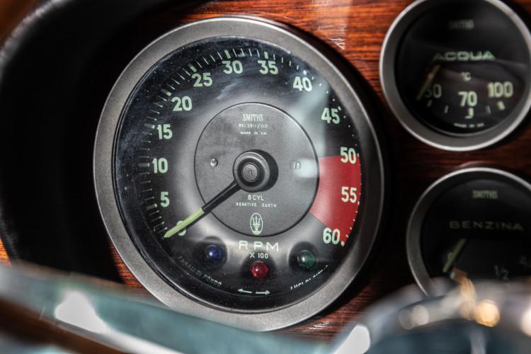 1967 Maserati Quattroporte 22
