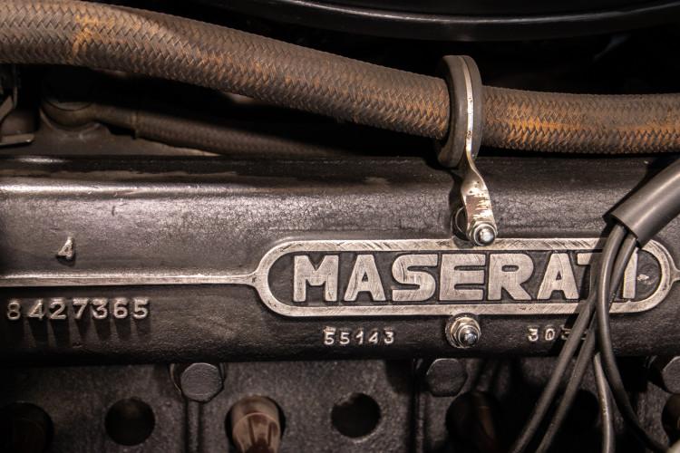1967 Maserati Quattroporte 37