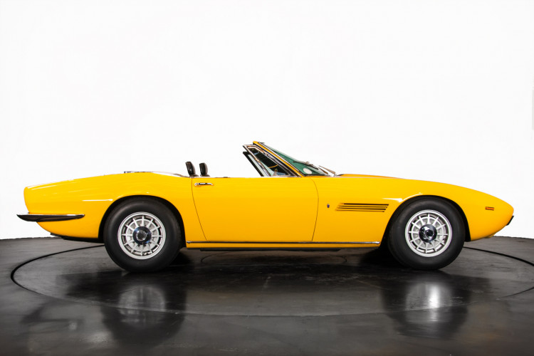 Maserati Ghibli Spider 3