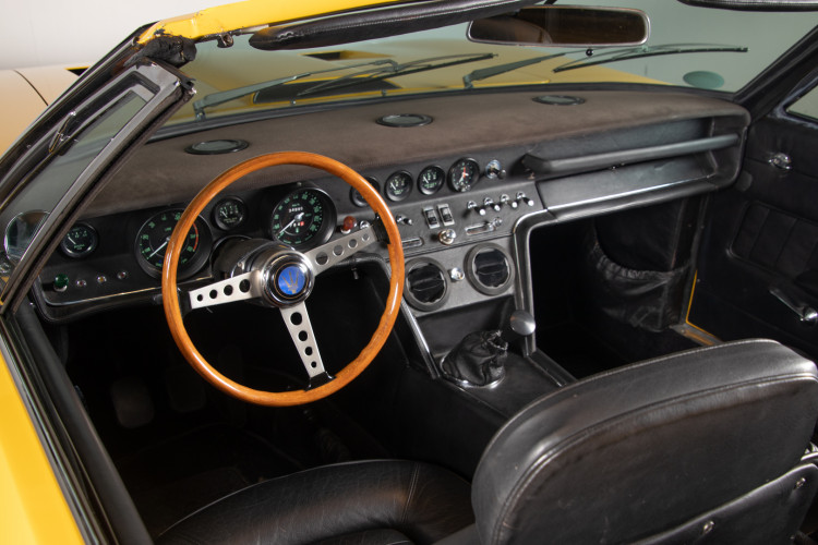 Maserati Ghibli Spider 12